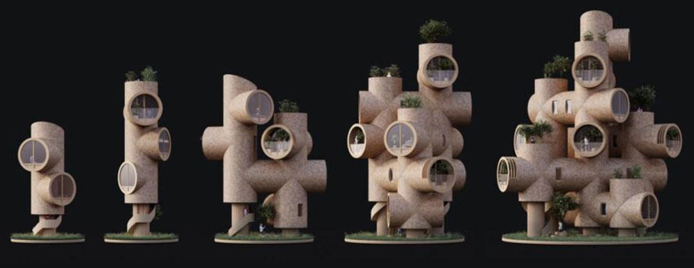 Tiny Modular Treehouse – MMC MAG